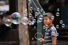 Mexico D.F., Mexico, 2014 (Photox0906) Tags: park boy america mexico soap dream bubbles dreaming mexique parc bulles centralamerica garon mexiko savon rve amrique rveur rver amriquecentrale