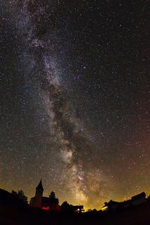 Milky Way over Greith