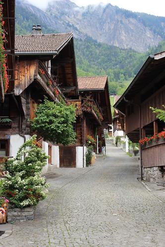 Brienersee, Switzerland.