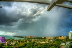 Siesta Key Storm (dbubis) Tags: storm beach rain clouds florida sarasota fl drama bubis dbphoto nex6