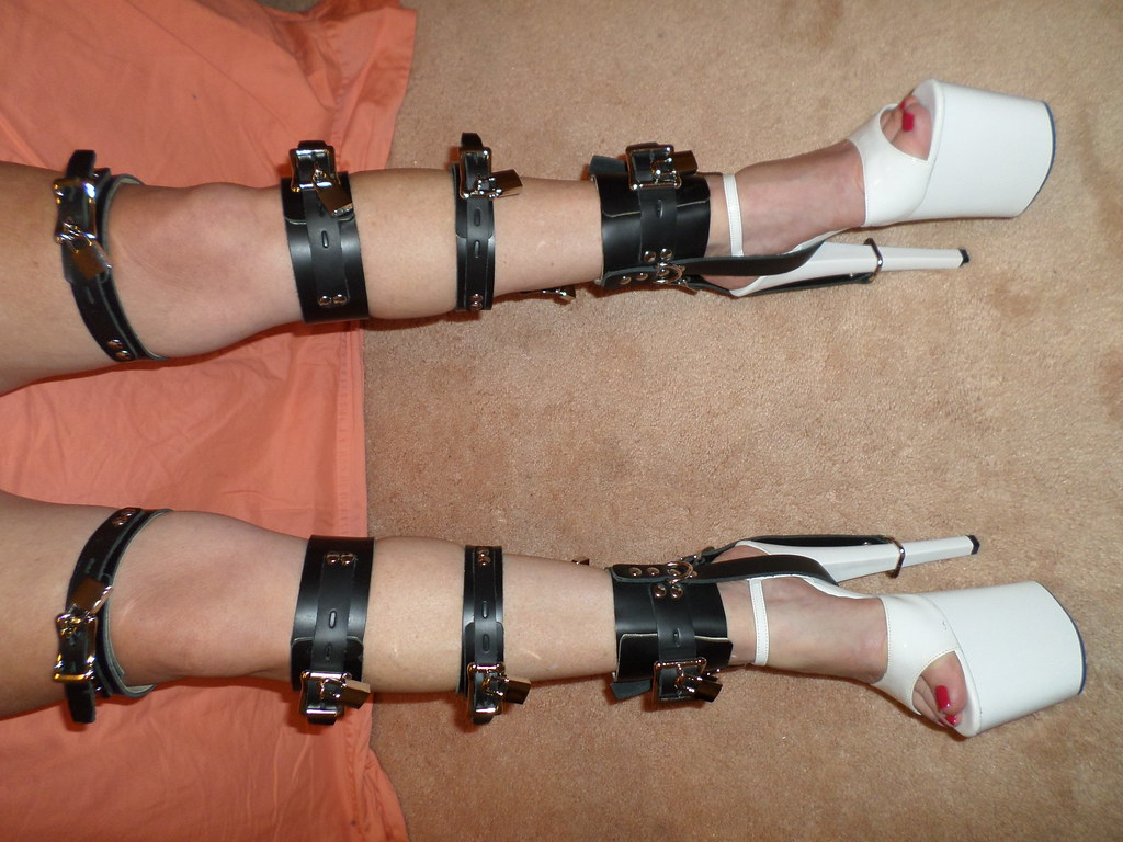 Remarkable, the Bdsm shoe lock chains