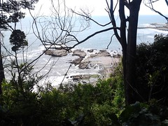 """Vista desde el Parque de Lota (""""Carolonline"""") Tags: chile lota regióndelbiobio parquedelota"""