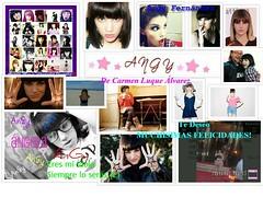 Cumpleaños Angy 2014