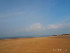 Whiteford Sands 5th Sept 2014 (5) (Gareth Lovering Photography 3,000,594 views.) Tags: camera autumn sea lighthouse swansea landscape olympus september gower sands omd costal lovering 2014 em1 whiteford asitis