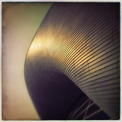 London Aquatics Centre (firstnameunknown) Tags: london architecture olympicpark stratford zahahadid aquaticscentre iphoneography hipstamatic queenelizabetholympicpark robustafilm sergiolens