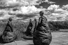 Weebles Mono 2 (Kevin_R_Shaw) Tags: canon mono south shields weebles 60d