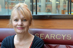 Searcys (Dun.can) Tags: portrait selfportrait london bar champagne railway railwaystation judy stpancras searcys