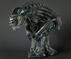 Alien Warrior Legendary Scale Bust   Sideshow Collectibles (Hnguyen4547) Tags: scale alien legendary bust warrior collectibles sideshow  