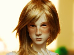 Saint (Tales of Karen) Tags: new boy saint ball asian doll body style sd bjd pure abjd jointed 70cm dollshe