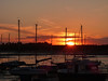 Harbour sunset (GillWilson) Tags: sunset boats harbour northumberland beadnell