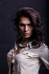 IMG_2014_08_22_5484 (piotr_szymanek) Tags: paulina portrait session studio huśtawka woman girl face eyesoncamera young skinny fashion brunette paulinan closeup 1k