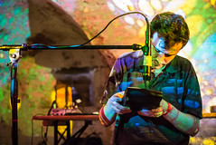 Duncan Harrison (agataurbaniak) Tags: light music art festival 50mm concert nikon experimental fort live gig performance event installation sound newhaven nikkor psychedelic lightshow concertphotography 50mm12 ais d600 caponier nikkor5012 eventphotography newhavenfort nikond600 nikkor50mm12 duncanharrison innerstringspsychedeliclightshow fortprocess agataurbaniak