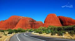 Kata Tjuta (Ayers Rock) Australia