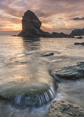 'The Sea-Stack' - Rhoscolyn, Anglesey