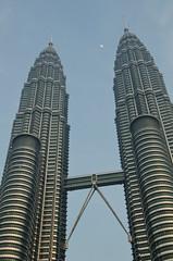 140805-43 Petronas Towers (plesbit) Tags: petronas towers malaysia kualalumpur