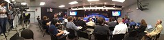 NASA Press Room Panorama