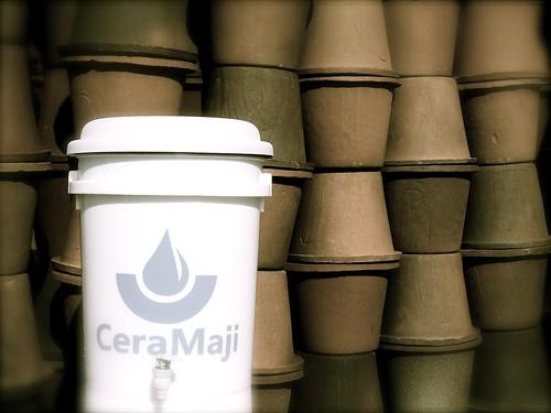 0623-01-10 Ceramaji Water Filter