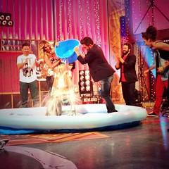 """Angy y Melody en el programa """"Todo va bien"""" presentado por Edurne"""