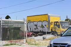 MERS (STILSAYN) Tags: california graffiti oakland bay east area 2014 mers