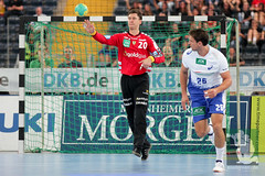 "DKB DHL15 Rhein-Neckar-Löwen vs. HSV Handball 06.09.2014 017.jpg • <a style=""font-size:0.8em;"" href=""http://www.flickr.com/photos/64442770@N03/15168774232/"" target=""_blank"">View on Flickr</a>"