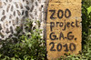 Zoo Project G.A.G. 2010. Gare du Pont de Flandre, Paris 19. (Clement Guillaume) Tags: street streetart paris art project painting zoo gare drawing signature rip gag avenue bilal 2010 grafs 75019 parisstreetart corentin cariou avenuecorentincariou zooproject pontdeflandre berreni bilalberreni avenuecorentincarioux