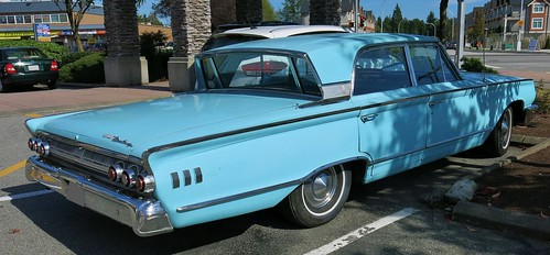 1963 Mercury Monterey Custom 4-Door Breezeway Sedan - a