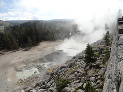 Yellowstone (yellowroseoftexasmindy) Tags: hot nation parks springs yellowstone geyser nationalparks