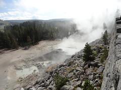 Yellowstone (yellowroseoftexasmindy) Tags: hot nation parks springs yellowstone geyser nationalparks