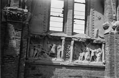 ROTTERDAM War damage (9) (streamer020nl) Tags: holland church rotterdam war 1940 nederland kirche sint nl 1945 glise kerk bombing grote bombardement beschadigd laurenskerk kruisweg dameged 140540