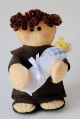 2014-09-11 15.52.58 (Lis Rodriguez) Tags: casamento feltro antonio santo lembrancinhas