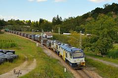 Ceceda (***REGFA***) Tags: train tren asturias via renfe 1610 feve metrica adif 1654
