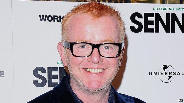 CHRIS EVANS to be new Top Gear presenter