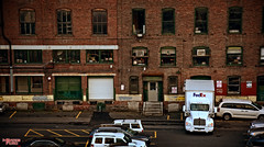 Delivery Day (MBates Foto) Tags: daylight downtownspokane streetscenes architecture buildings availablelight existinglight vividcolor fedex nikon nikond810 nikkor24120mm nikonf spokane washington easternwashington pacificnorthwest unitedstates 99201