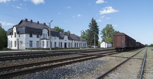 Ludzas dzelzceļa stacija, 04.06.2016.