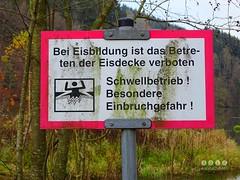 Schilder > Verbotschild (warata) Tags: 2016 deutschland germany schilder signs verbotschild