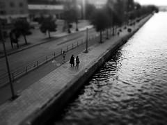 (blazedelacroix) Tags: stockholm slussen blazedelacroix sea perspective