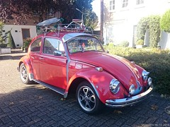 Volkswagen Kever 1971 (DH-80-05) (MilanWH) Tags: volkswagen kever 1971 beetle coccinelle dh8005