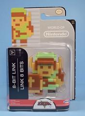 World of Nintendo 8-Bit Link (green) figure (FranMoff) Tags: green link nintendo worldofnintendo 8bit
