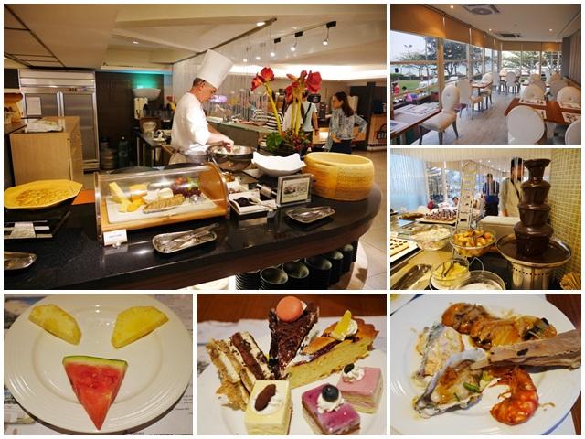 墾丁夏都沙灘飯店.buffet.吃到飽.屏東.愛琴海西餐廳page