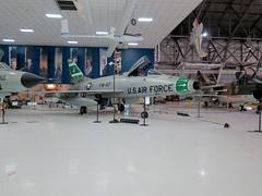 F-100D Super Saber 56-3417 356th TFS/354th TFW (JimLeslie33) Tags: f100 super saber 356 tfs 354 tfw wings over rockies f100d usaf fighter fighterbomber preserved restored museum 563417 canon g3x lowry afb
