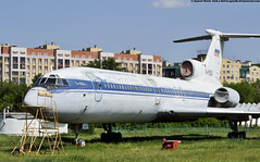 _DSC5736 (southspotterman1) Tags: tupolev tu154 omsk airplanes aircraft airplane an2 antonov2 aviation an2426 antonov2426 inomsk il76 mi8 helicopter l410 aeroflot yak40  76   154  russianaviationhistory  2 2426  410 40  8   vehicle