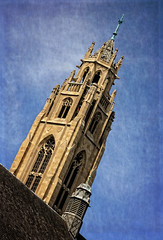 The Gallery (Vangar1) Tags: artgallery building rochesterny steeple tower