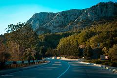 Crimean roads (Ekaterina Sotova) Tags: crimea autumn fall trip travel adventure крым путешествие осень road дорога горы mountains