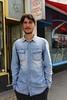 Vox Pop - Ici Londres (soleneelle) Tags: women style man french fashion london english voxpop portrait south kensington summer
