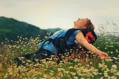 Simple life (Doni Filipov) Tags: people portrait mountains mountaineering hiking exploring trekking travel nature forest flowers summer spring simple life landscape central balkan national park canon photography outdoor ngc