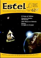 Sociedad_Tolkien_Espanola_Revista_Estel_62_portada (Sociedad Tolkien Espaola (STE)) Tags: ste estel revista tolkien esdla lotr