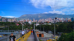 Estacin El Poblado (David_Fernando) Tags: medelln colombia urban development socialproject colombiano