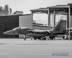 F-15C Heading Out for Maintenance in Black & White (AvgeekJoe) Tags: 123fightersquadron 123rdfs 123rdfightersquadron 142fw 142ndfw 142ndfighterwing 780479 airforce airnationalguard bw blackwhite blackandwhite d5300 dslr f15c f15ceagle kpdx mcdonnelldouglasf15eagle mcdonnelldouglasf15ceagle nikon nikond5300 oregonang oregonairnationalguard oregonairnationalguard142dfighterwing pdx portlandairnationalguardbase portlandinternationalairport usairforce usaf airsuperiorityjet aircraft airplane aviation cn459c012 combataircraft eagle fighterjet jet militaryaircraft militaryaviation plane