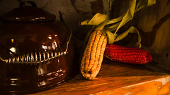 Rustic cousines are the best (giulian.frisoni) Tags: rustic cousine kitchen food traditional vintage hipster corn colors wood bohemian mexico mexcian tradicion mexicana maiz interiores muebles rusticos madera viejo old