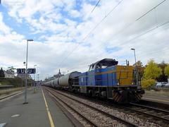 G1206 Vecchietti + Crales (ChristopherSNCF56) Tags: trains gare de vitr g1206 vecchietti colas rail cereales marchandises rames